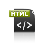 Dreamweaver Icons HTML