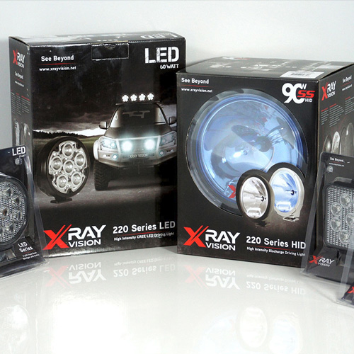 Xray Vision Packaging