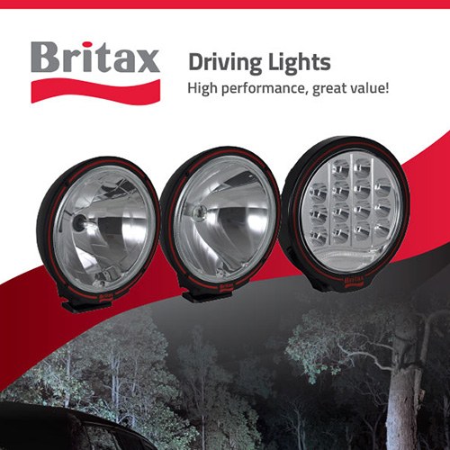 Britax Lighting Brochure