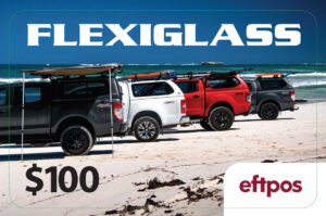 Flexiglass cashback promotion